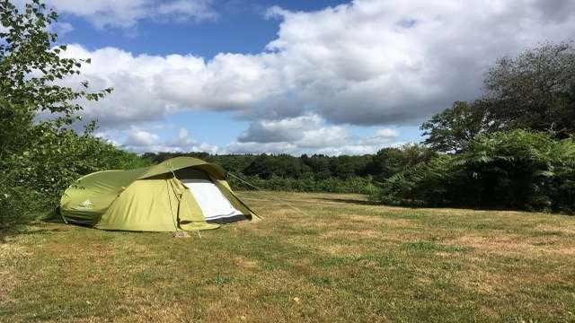 Camping Les Filloux