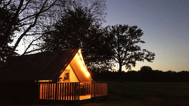 Glamping Les Filloux