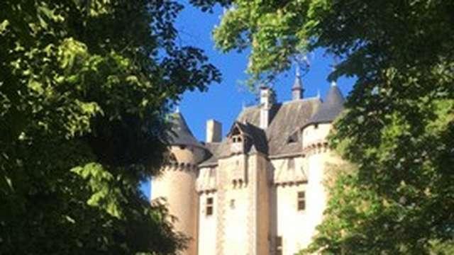 Journées du Patrimoine : Poésie dans le parc du château