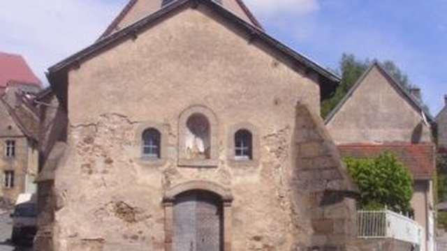Chapelle bleue