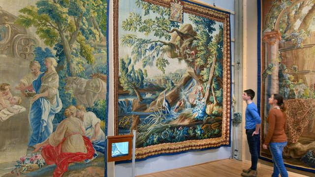Journées européennes du patrimoine : Cité internationale de la tapisserie