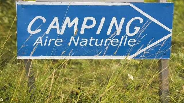 Aire naturelle de camping Le Masvodier