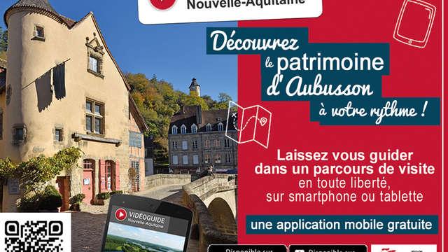 Vidéoguide Nouvelle Aquitaine : Aubusson