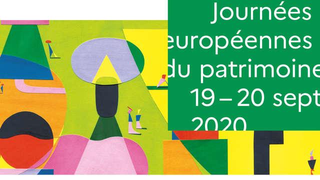 Journées européennes du patrimoine : visite de la gare