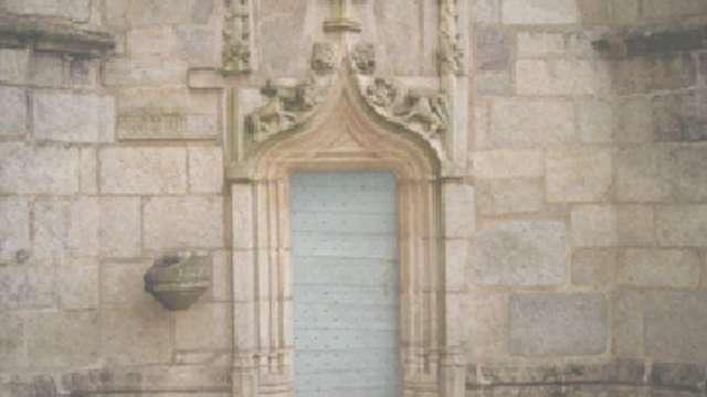 Visite de la Commanderie des Templiers de Paulhac