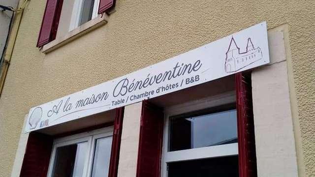 Chambres et Tables d'Hôtes 'A La Maison Bénéventine'