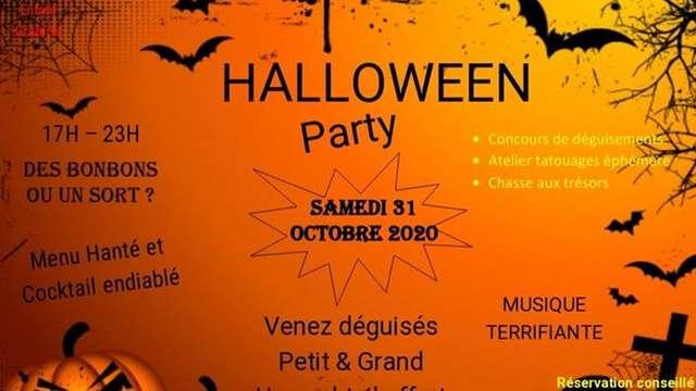 Halloween Party au Ranch Heartland à Le Grand Bourg