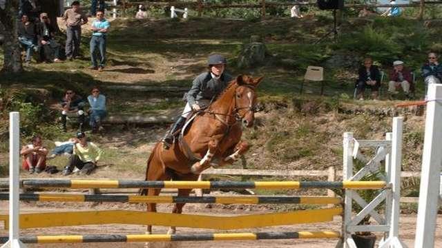 Rallye Equestre à Chamborand