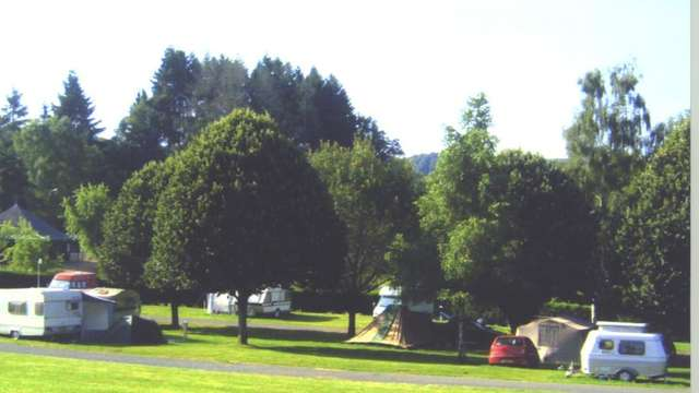 Camping La Roussille