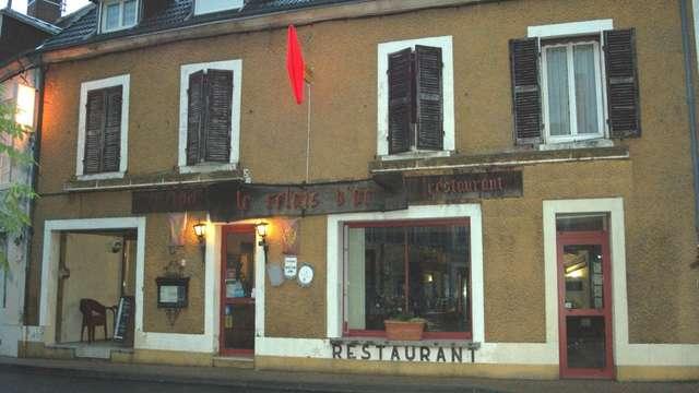 Restaurant Auberge Le Relais d'Oc