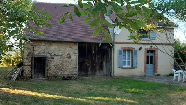 Gîte La petite maison des combes