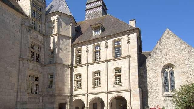 Visite guidée de la ville de Guéret