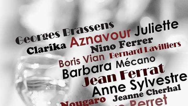 Chanson : Rive Gauche Trio & Guests