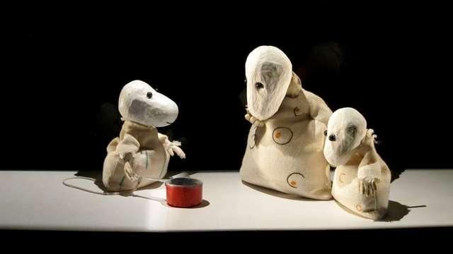 Marionnettes : La petite casserole d'Anatole