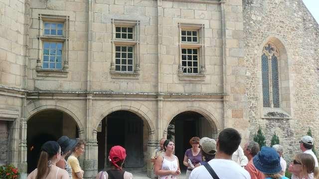 Journées du Patrimoine : Visite de la ville de Guéret