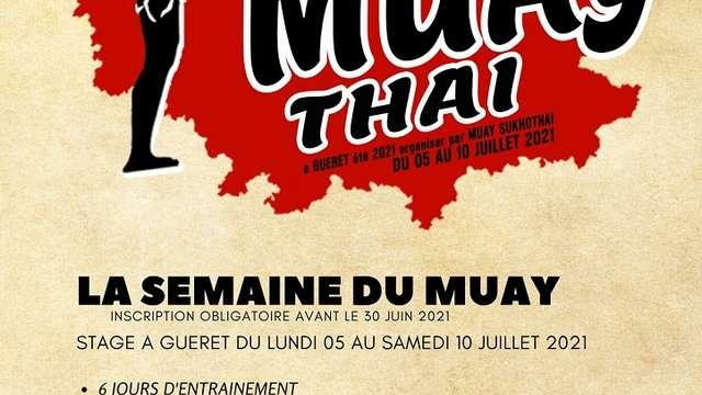 Semaine du Muay Thai