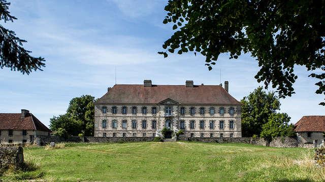 Journées du Patrimoine : /!\ Annulé/!\ Visites du Château de Sainte-Feyre /!\ Annulé/!\