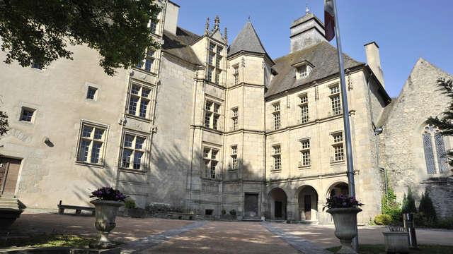 Journées du Patrimoine : Visite de l'Hôtel des Moneyroux
