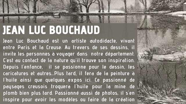 Exposition : Jean-Luc Bouchaud