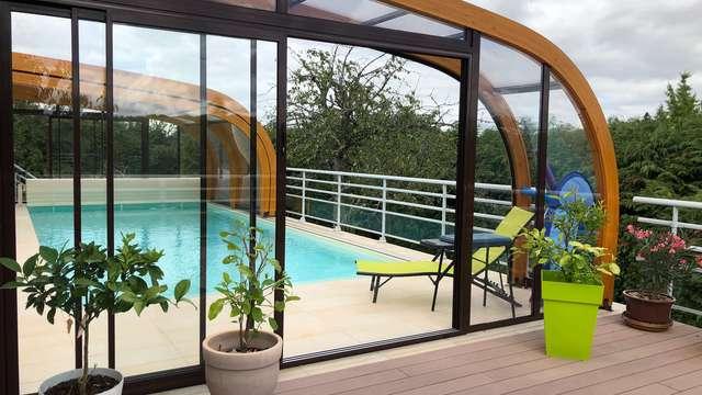 Location 'Villa Lormonie' de Véronique Floirat