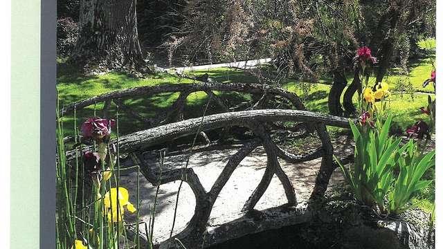 Exposition : Rocailles, l'art au jardin