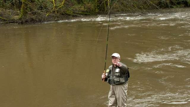 Moniteur Guide de pêche Ghislain Bonnet