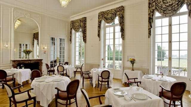 Restaurant Le Château de la Cazine