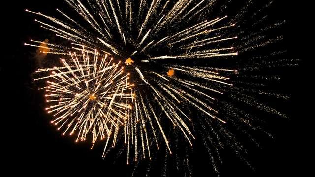 Fête Nationale et feu d'artifice à La Souterraine
