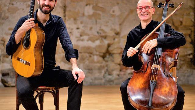 Duo Nouhaud - Bleton - 10e Festival Cordes & Cies