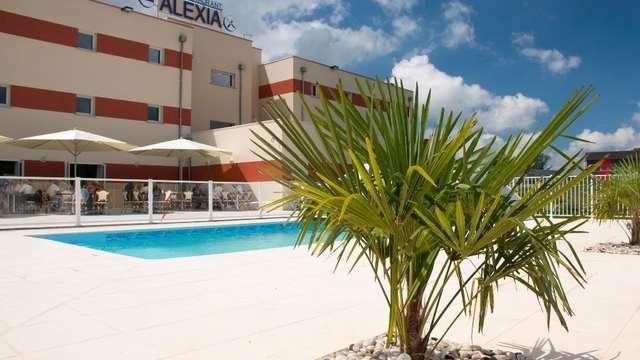 Alexia Hotel and Restaurant