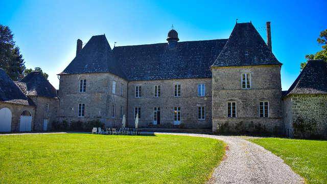 Visite du Château du Lieuteret