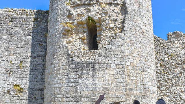 Visite guidée du Château de Ventadour