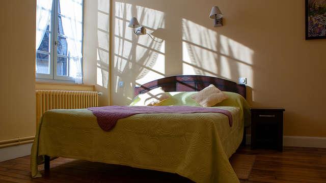 Le Nid des 2 Creuse - chambre 'Eugène Alluaud'