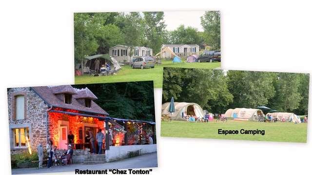 Camping Le Moulin de Piot