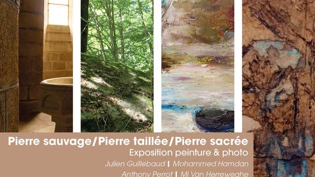 Pierre sauvage / pierre taillée / pierre sacrée