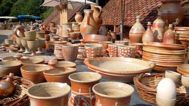 Marché de Potiers