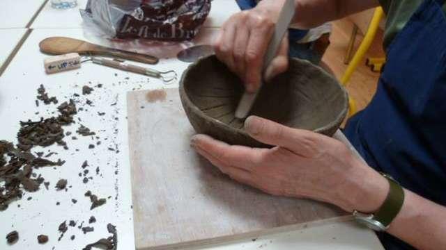 Cours de poterie hebdomadaire