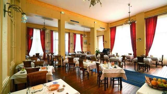 Restaurant du Grand Hôtel (fermé pour travaux)