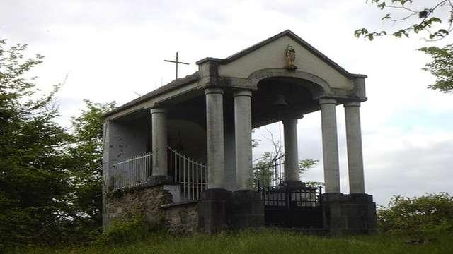 Marche vers le site de St-Marien