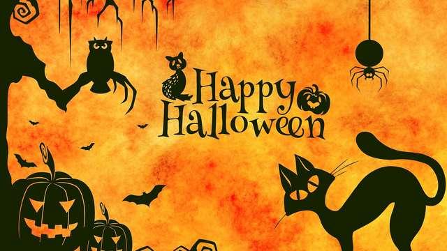 Halloween à la Médiathèque