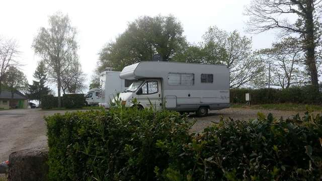 Campervan site