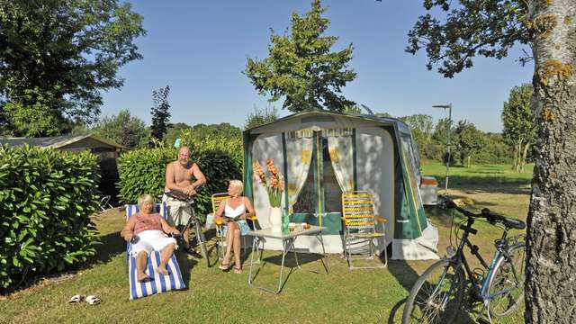 Camping Ouches de Budelle