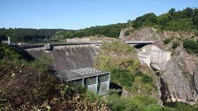 Découverte : Barrage de Rochebut