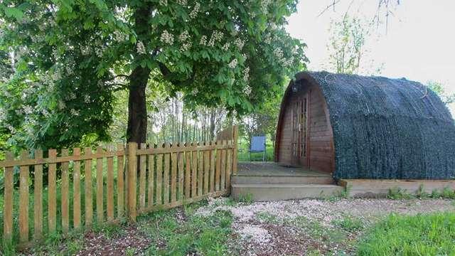 Cabane du hobbit - Domaine de la Couture