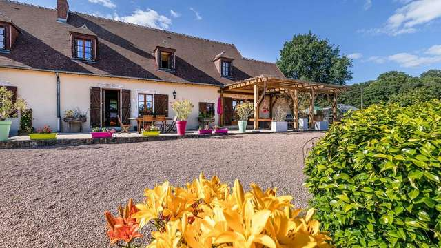 Bed and breakfast - Les Lauriers de Longverts