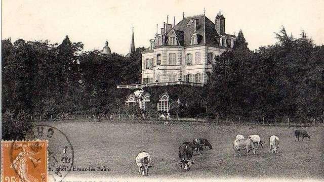 Découverte Les Châteaux autour d'Evaux les Bains