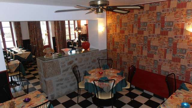 Restaurant 'Le Damier'