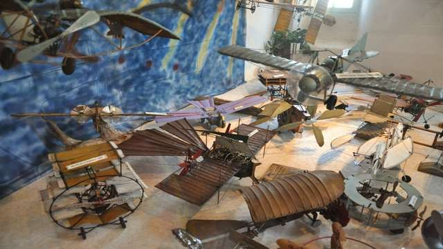 Exposition 'Les Aviateurs Creusois'
