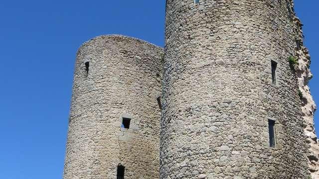 Journées Européennes du Patrimoine : visite gratuite des Tours de Crocq