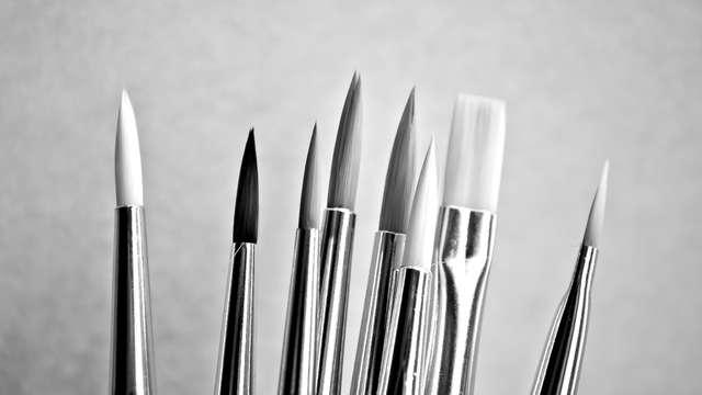 Atelier d'Arts plastiques animé par Pierre PASSANI